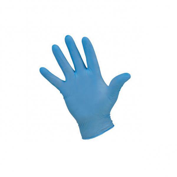 Nitril globes handschoenen poedervrij