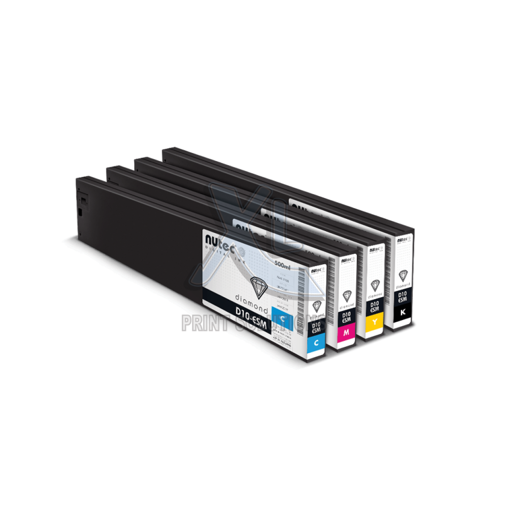 NUtec Diamond D10 ESM inktcartridge 440ml