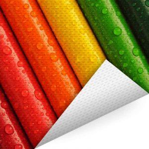 frontlit premium PVC banner