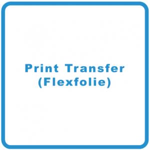 Print Transfer (Flexfolie)