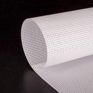 super mesh pvc banner met liner