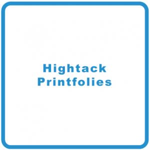 Hightack Printfolies