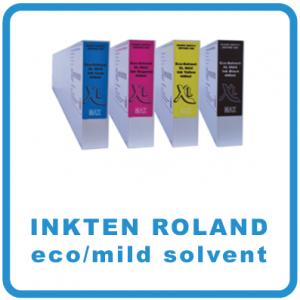 Inkten - Roland eco/mild solvent