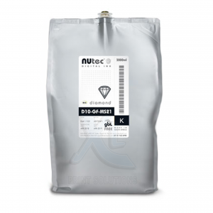 NUtec D10 MS21 Black 2000ml