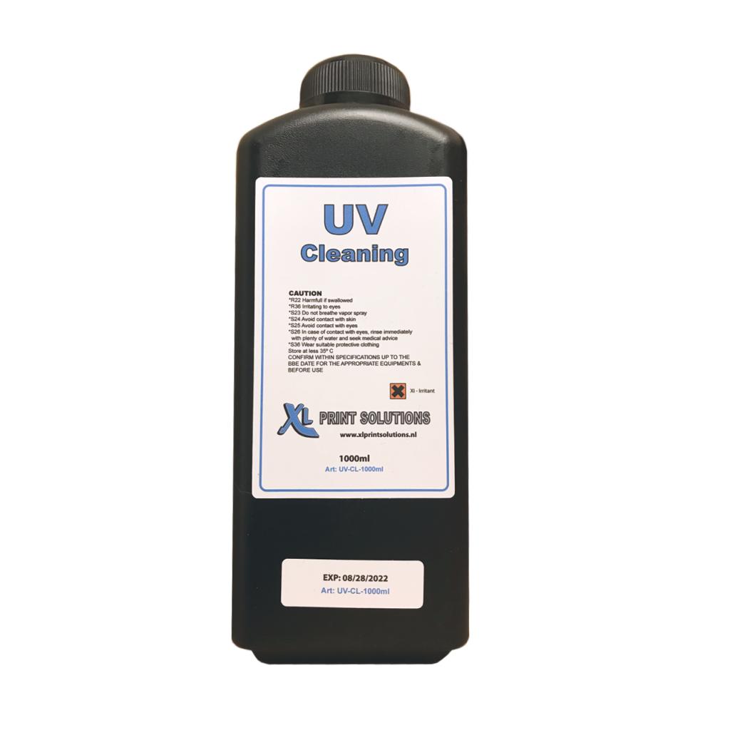 universele uv inkt cleaning 1000ml flush